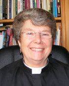 The Revd Canon Ann Clarke