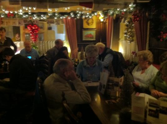 Carols in the Pink Pub 2